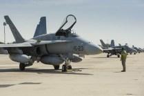 Recibiendo aviones (foto: José Luis Franco Laguna)