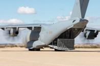 Rampa de carga del A400M (foto: Miguel Ángel Blázquez Yubero).