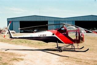 Brantly B-2 LV-IBX (photo: Carlos Ay).
