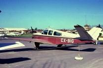 Bonanza V35 CX-BIG (photo: Carlos Ay).