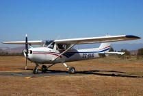 CUA Cessna 150 CC-KUG (photo: Carlos Ay).