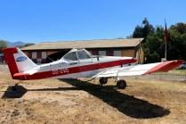 """Brave 375"": Rafael Reyes Ltd. Piper PA-36-375 CC-CVQ (photo: Carlos Ay)."