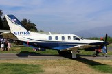 SOCATA: Loma Larga Vineyards TBM-850 N771AM (photo: Carlos Ay).