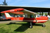 One Fifty: CPV Cessna 150 CC-KWO (photo: Carlos Ay).