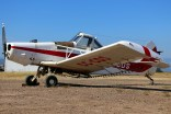 Pawnee: Piper PA-25 CC-COS (photo: Carlos Ay).
