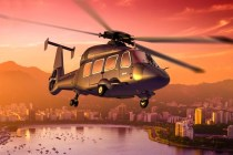 Ka-62 (artist's impression: Russian Helicopters)