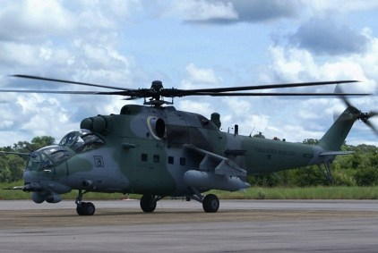 Mi-35M (photo: Russian Helicopters)