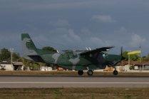 FAB C-98 liaison flight (photo: Rob Nispeling)