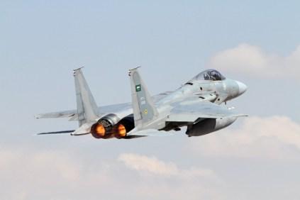 SAAF F-15C from 13 Sq. (photo: Ronald de Roij and Peter Kooijman)