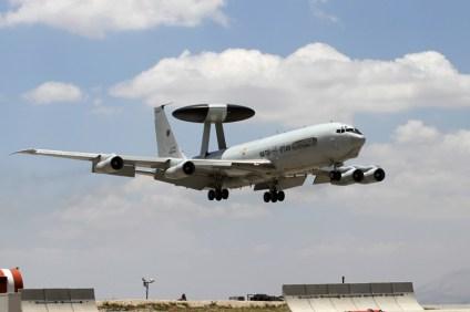 NATO E-3A (photo: Ronald de Roij and Peter Kooijman)