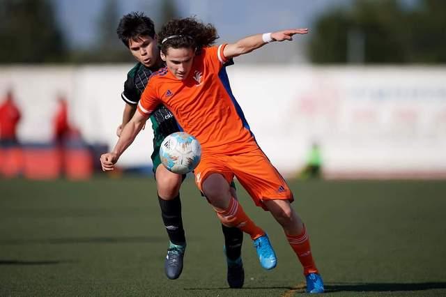 El fontanés Iñaki González participó en la 1ª fase del Campeonato de España de selecciones autonómicas de fútbol sub-16 - La Gaceta Independiente