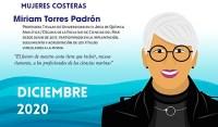 Mujeres Costeras. Miriam Torres