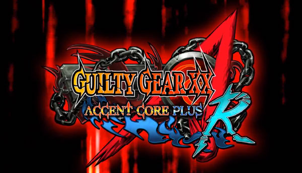 GUILTY GEAR XX ACCENT CORE PLUS R Play it at the Game Cruise