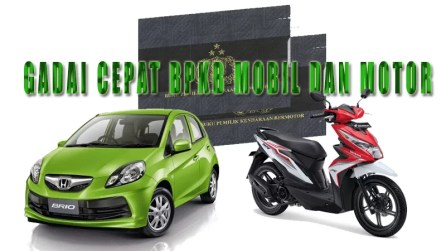 Pinjaman Dana Jaminan Bpkb Mobil dan Motor di Daerah Bitung