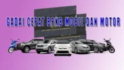 Gadai BPKB Mobil motor di Jakarta Barat