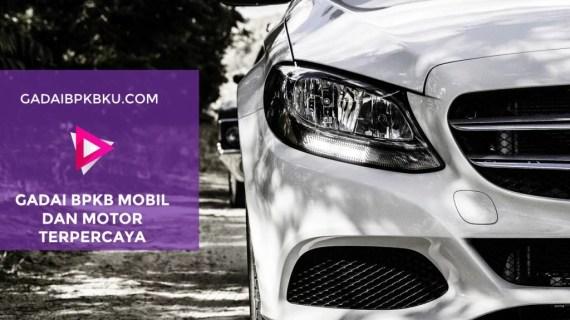 Pinjaman Uang Gadai BPKB Motor dan Mobil di Salatiga Bunga Rendah