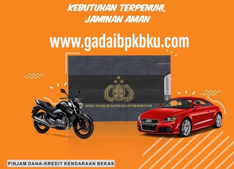 Pinjaman Jaminan BPKB Mobil dan Motor