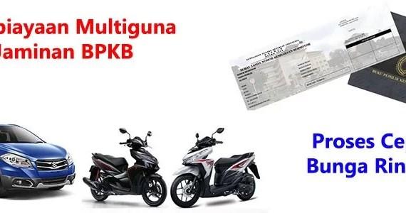 Dana Tunai Gadai BPKB Motor Dan Mobil Daerah Jakarta Selatan