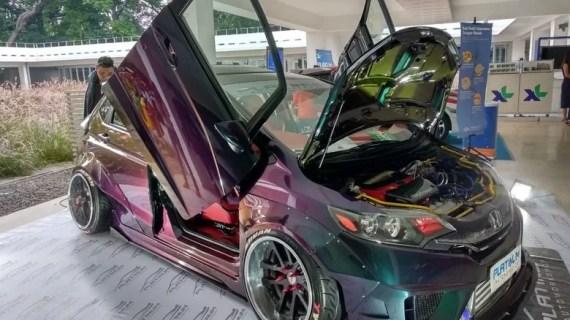 Modifikasi Honda Jazz Terbaru Tampil Garang