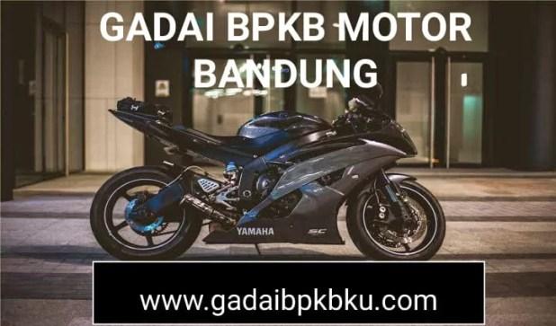 Jasa Gadai BPKB Motor Sukajadi Bandung Tanpa BI Ceking ...
