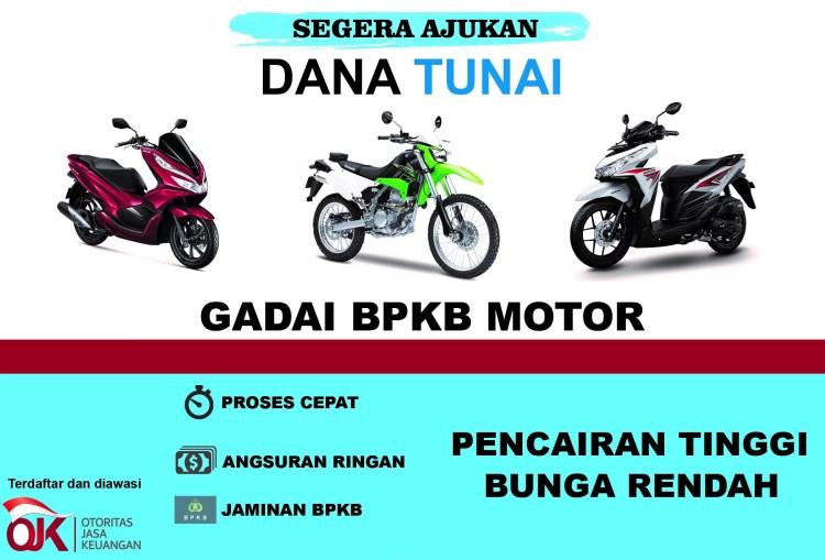 Keungulan Gadai BPKB Motor Bandung Proses Langsung Cair Tanpa Survei