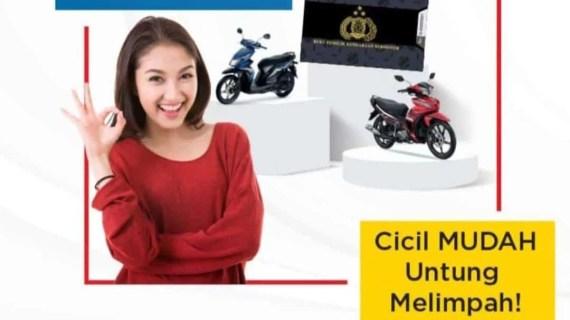 GADAI BPKB MOTOR BANDUNG TANPA BI CEKING
