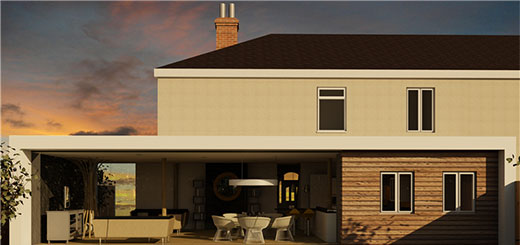 New Visuals For a Proposed Extension in Lincoln