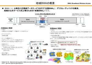 via 地域BWAの免許申請等の状況について