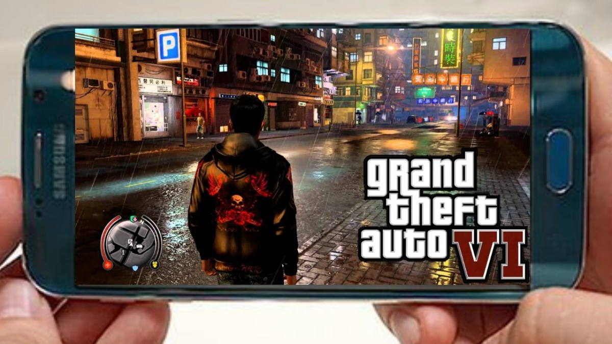 GTA 6 For Android : Mod Liberty City Stories V2.2 (APK+OBB)
