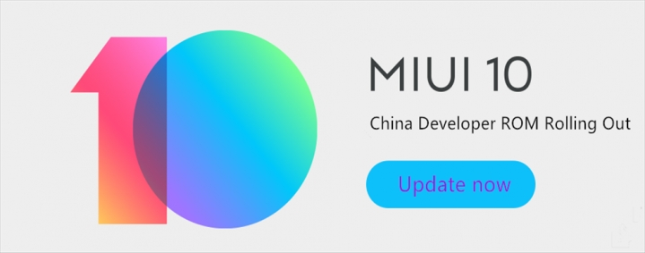 MIUI 10 China Developer ROM 8.9.20 Full Changelog