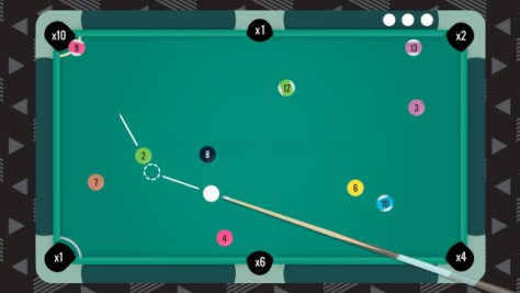 Pocket-Run Pool