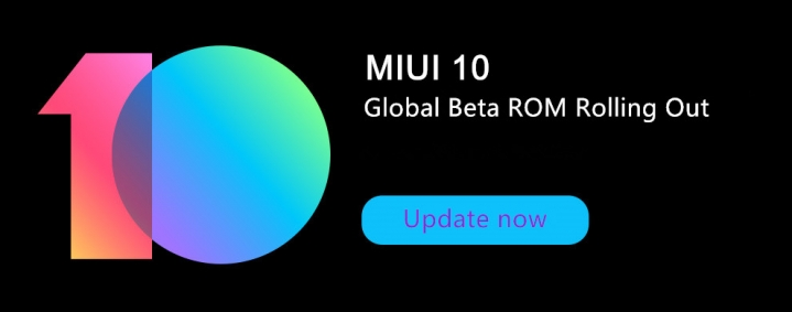 MIUI 10 Global Beta ROM 8.11.15 Full Changelog