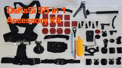 DeKaSi 55 in 1 Kit