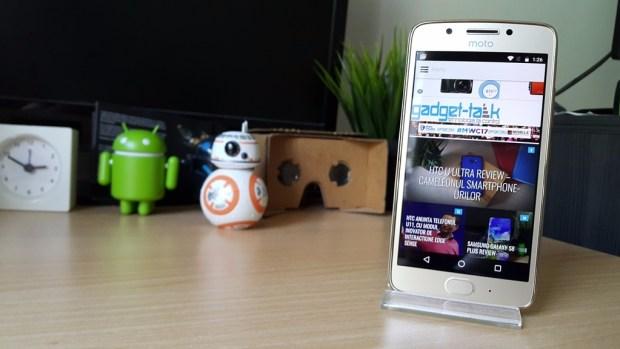 Lenovo Moto G5 Review