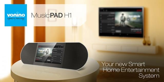 MusicPAD H1