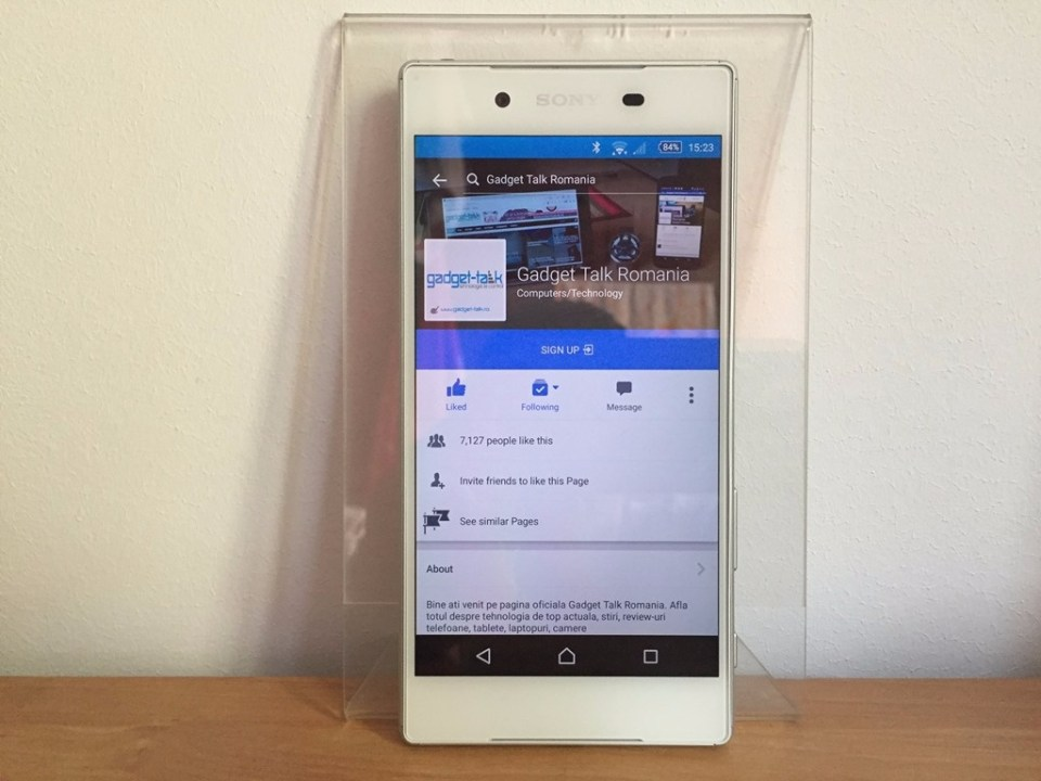 Sony Xperia Z5 E6653 Review