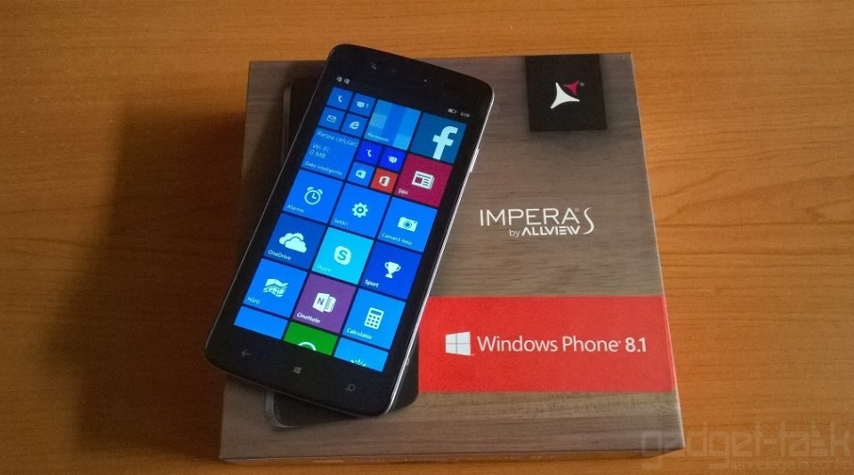 Allview Impera S Review