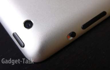 camera noul iPad