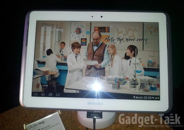 Samsung GALAXY Note 10.1 GT-N8000 JellyBean Premium Suite pachet