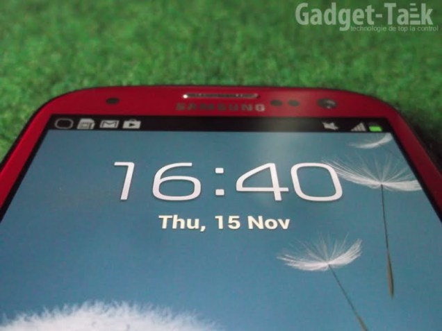 Samsung GALAXY S3 Rosu (26)