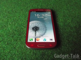 Samsung GALAXY S3 Rosu (6)