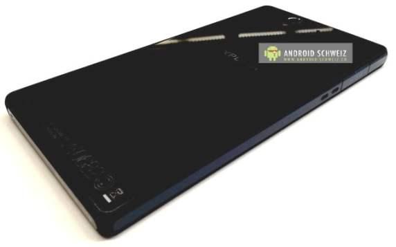 Sony Xperia Yuga C6603