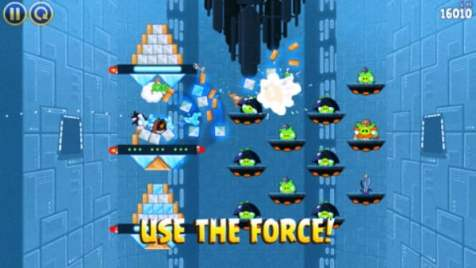 captura ecran Angry Birds Star Wars (2)