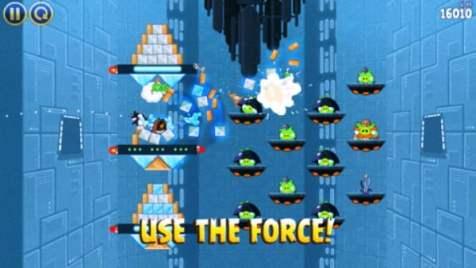 captura ecran Angry Birds Star Wars (2)