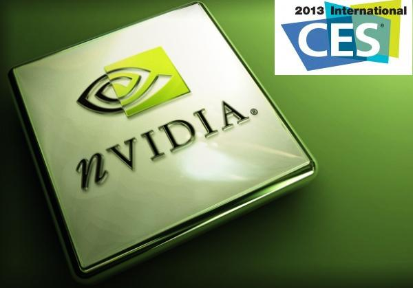 Conferinta de presa Nvidia live video CES 2013 las vegas