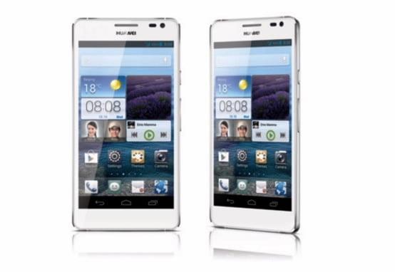 Huawei Ascend D2 telefon cu Android JellyBean