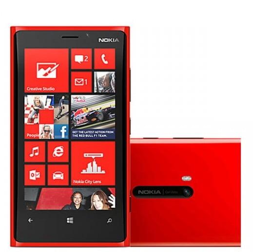 Nokia Lumia 920 Rosu