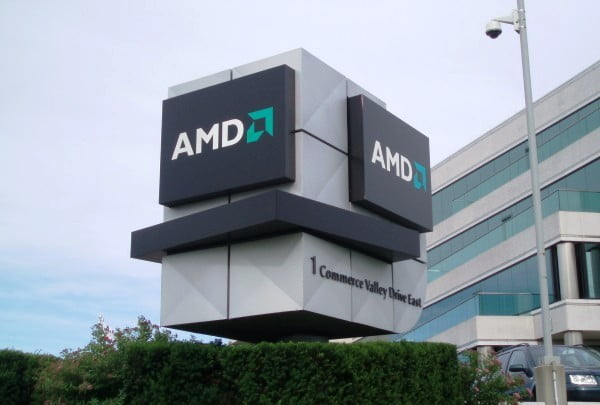 sediul central AMD