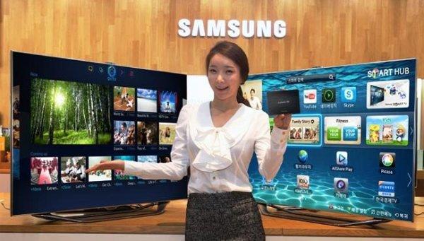 serviiciul Samsung TV Discovery