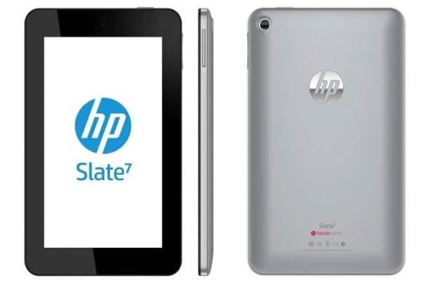 tableta HP Slate 7 Android
